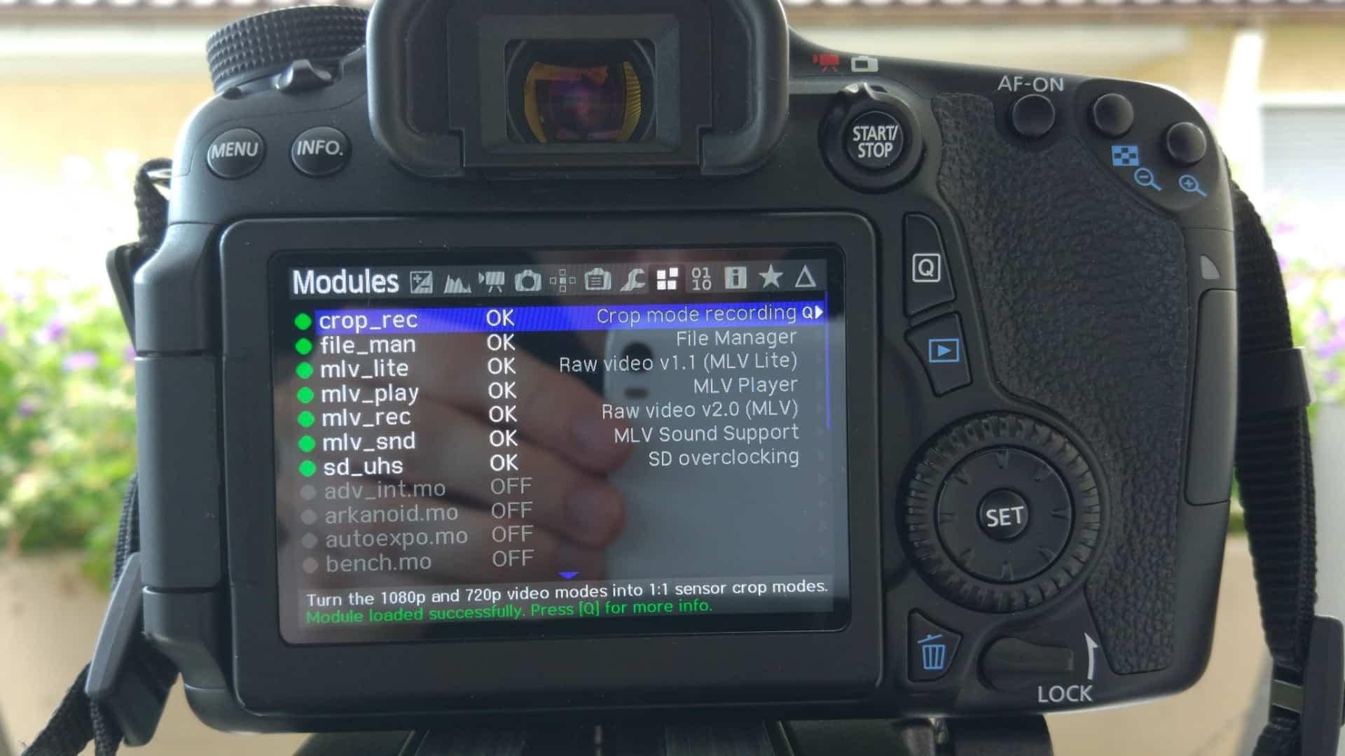 Magic Lantern auf Canon DSLR installieren: So geht's